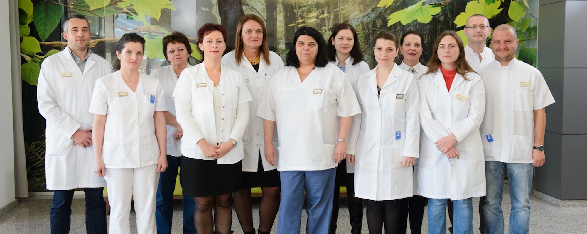 Echipa medicală